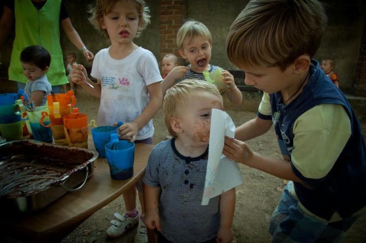 Scuola dell'Infanzia Clara Vigliani - una Casa dei bambini