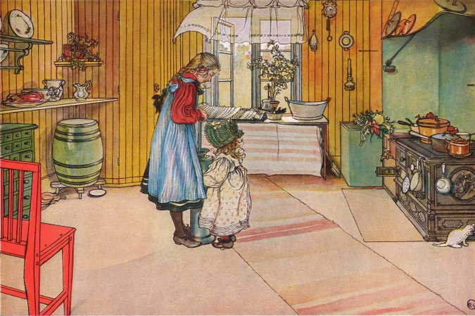Köket_av_Carl_Larsson_1898.jpg